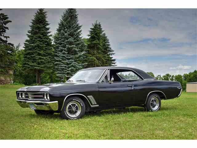 1967 Buick Gran Sport | 1001429