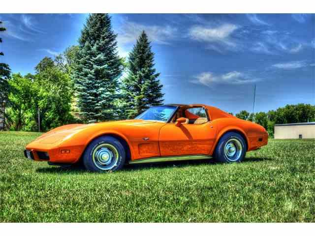 1977 Chevrolet Corvette | 1001430