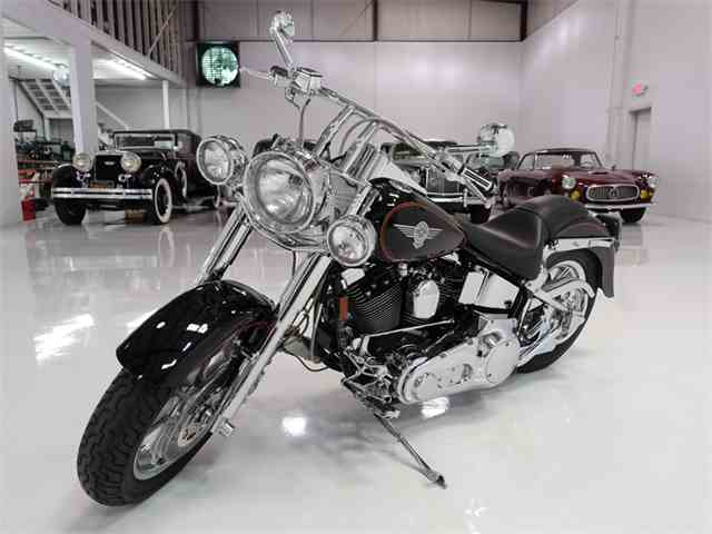 1993 Harley-Davidson Fat Boy | 1001440