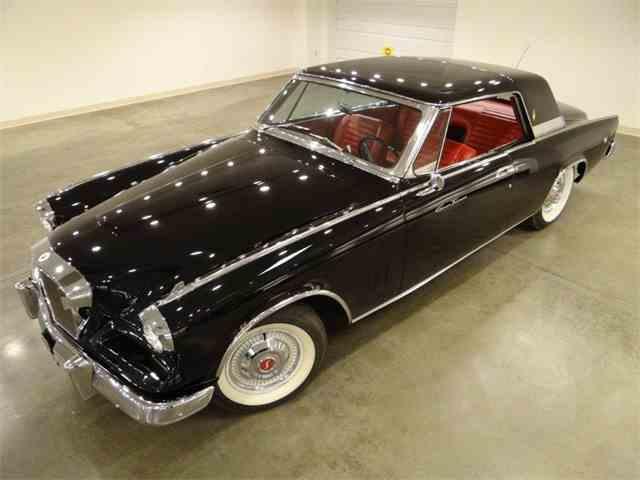 1962 Studebaker Gran Turismo | 1001446