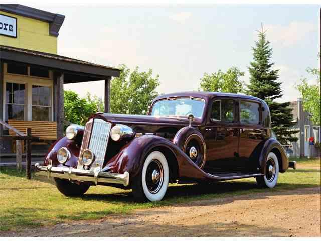 1936 Packard Sedan | 1001452