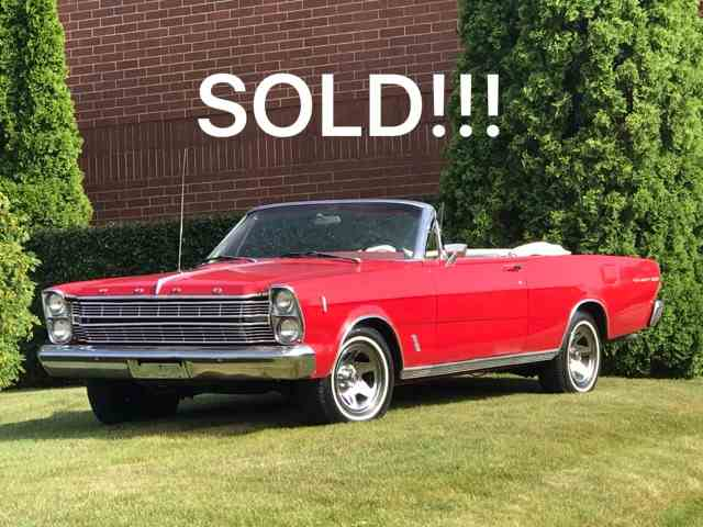 1966 Ford Galaxie | 1001454