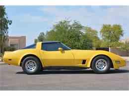 1981 Chevrolet Corvette for Sale - CC-1001455