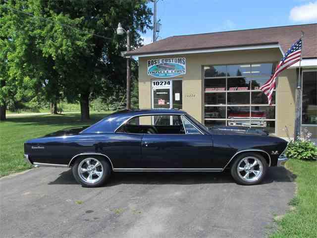 1966 Chevrolet Chevelle SS | 1001463