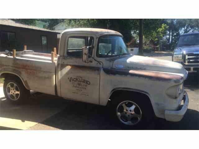 1960 Dodge D100 | 1001472