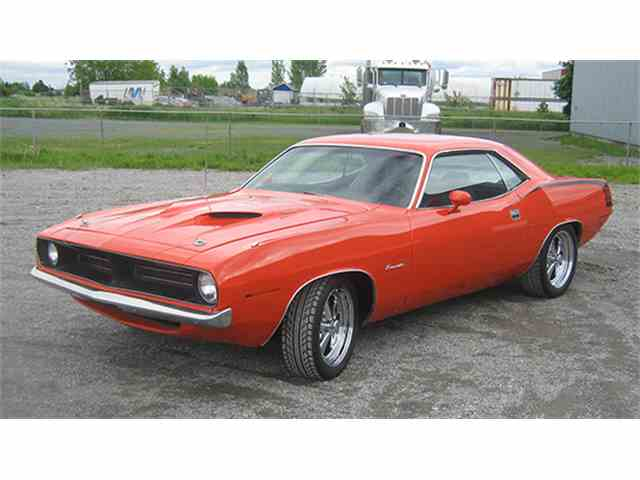 1970 Plymouth Barracuda | 1001473