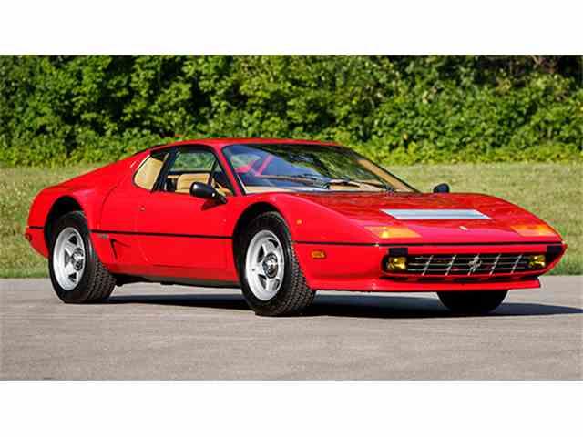1983 Ferrari 512 BBI | 1001477
