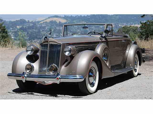 1937 Packard Twelve | 1001480