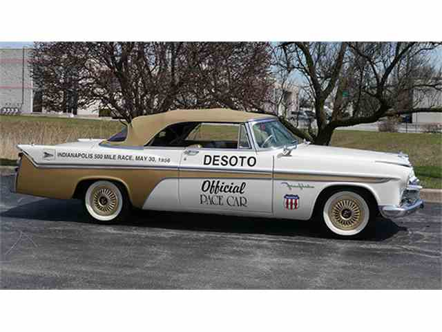 1956 DeSoto Fireflite Convertible Pace Car | 1001481