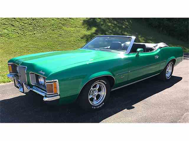 1971 Mercury Cougar XR-7 Convertible | 1001483