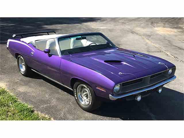 1970 Plymouth Cuda | 1001484