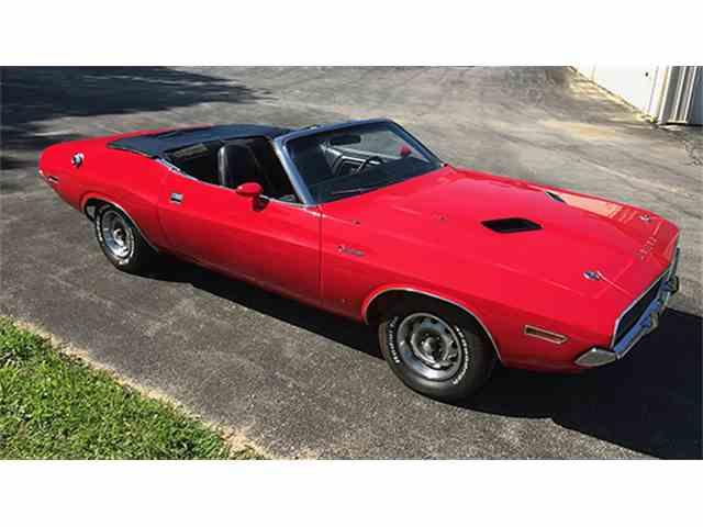 1970 Dodge Challenger | 1001485