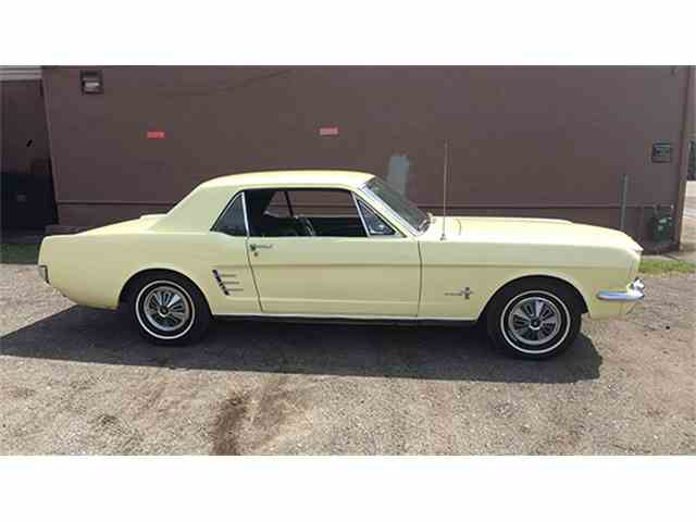 1966 Ford Mustang | 1001488
