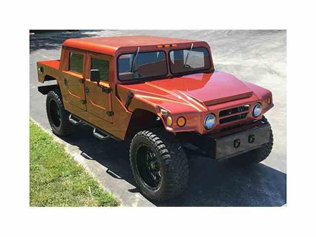 2005 Hummer H1 | 1001490