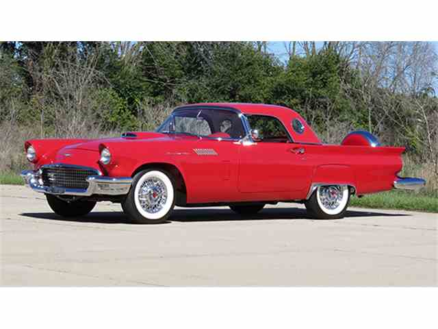 1957 Ford Thunderbird | 1001492