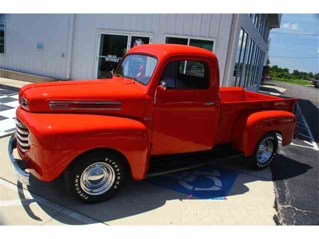 1950 Ford F1 | 1001503