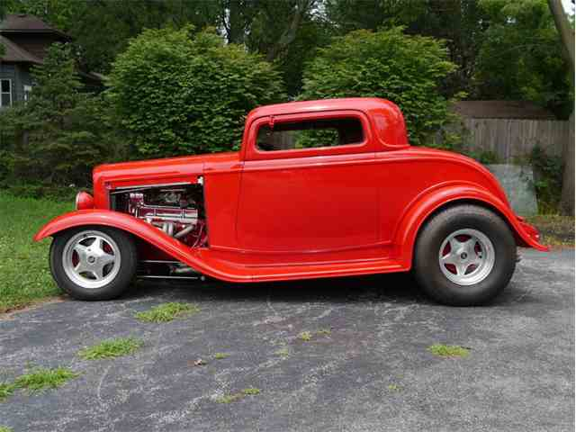1932 Ford 3-Window Coupe | 1001504