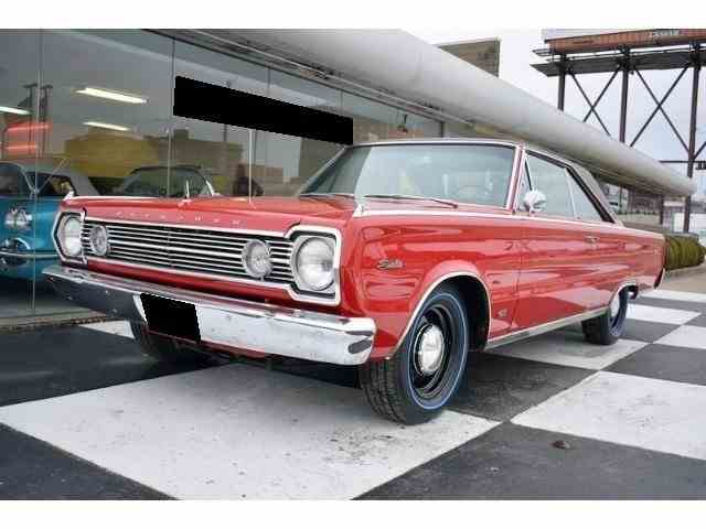 1966 Plymouth Satellite | 1001506