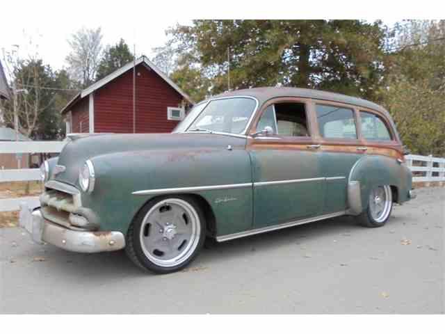 1952 Chevrolet Deluxe | 1001507