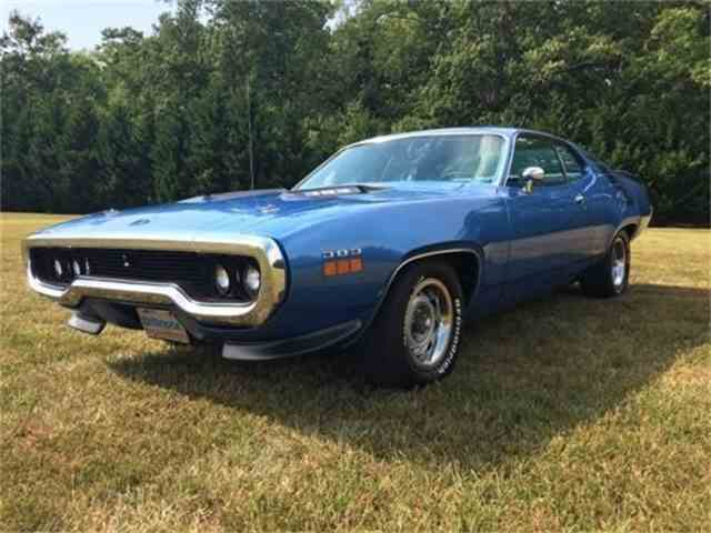 1971 Plymouth Road Runner | 1001510