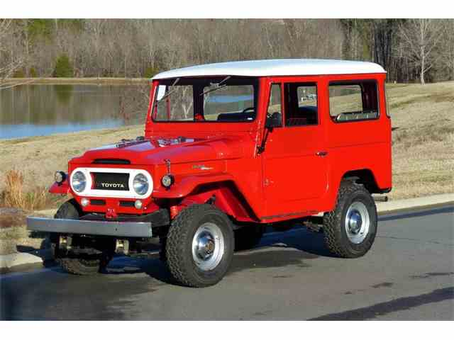 1966 Toyota Land Cruiser FJ | 1001513