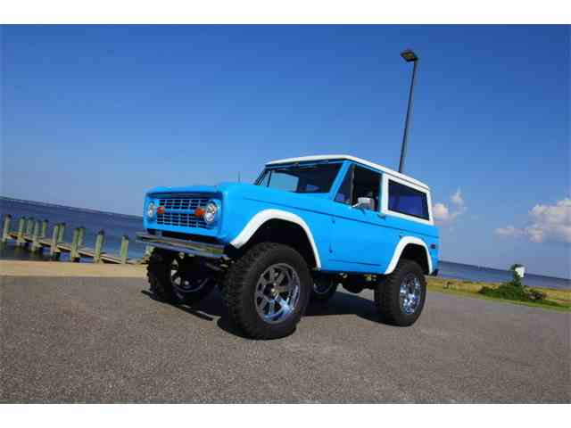 1974 Ford Bronco | 1001514