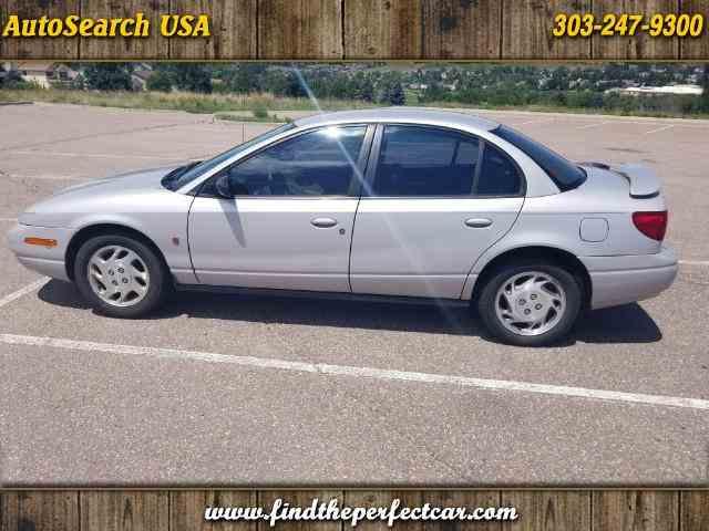 2001 Saturn S-Series | 1001517