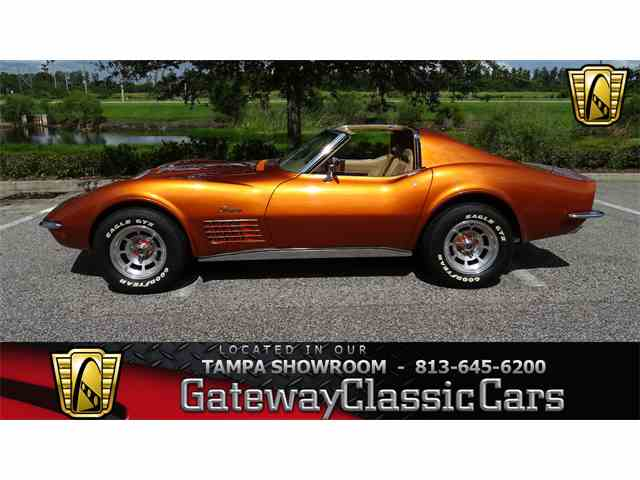 1970 Chevrolet Corvette | 1001521