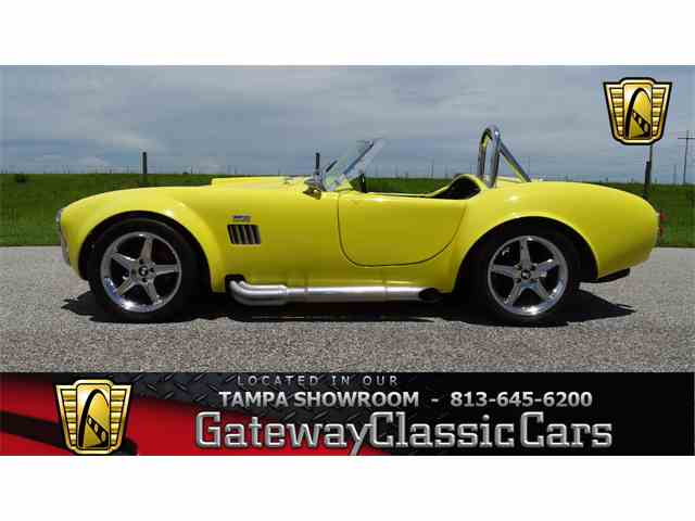 2002 Custom Shelby Cobra | 1001522