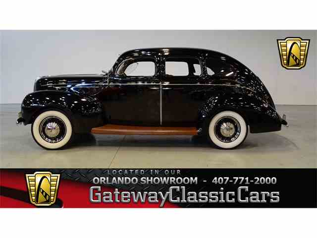 1939 Ford Deluxe | 1001523