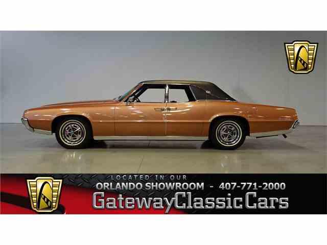 1967 Ford Thunderbird | 1001524