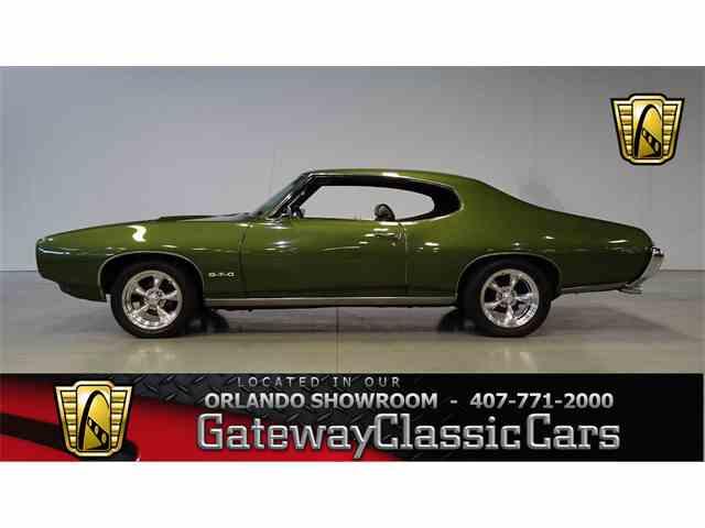 1969 Pontiac GTO | 1001525