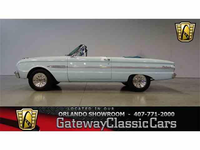 1963 Ford Falcon | 1001526