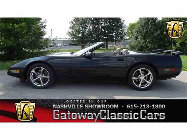 1992 Chevrolet Corvette | 1001528