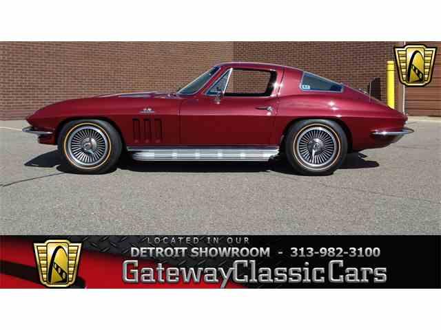 1966 Chevrolet Corvette | 1001534