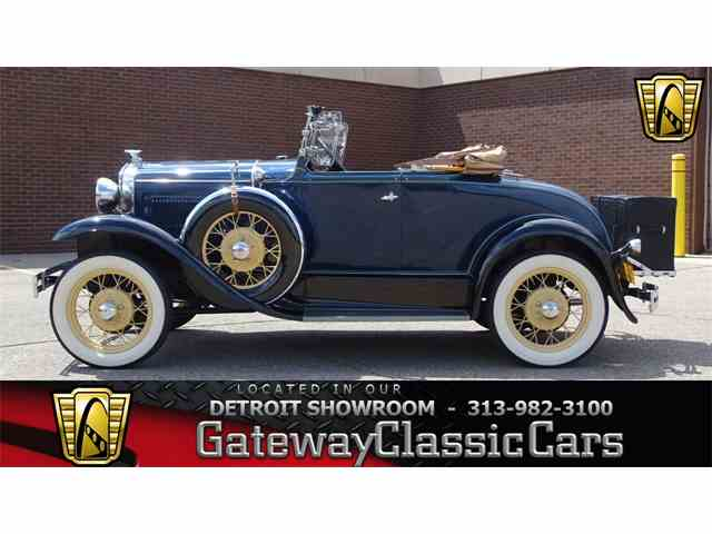 1930 Ford Model A   1001535