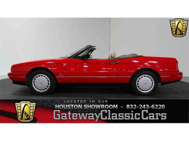1990 Cadillac Allante | 1001539