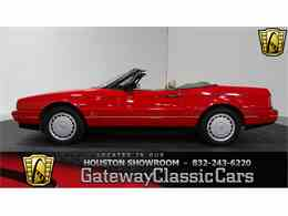 Picture of 1990 Allante located in Texas - $11,595.00 Offered by Gateway Classic Cars - Houston - LGSJ