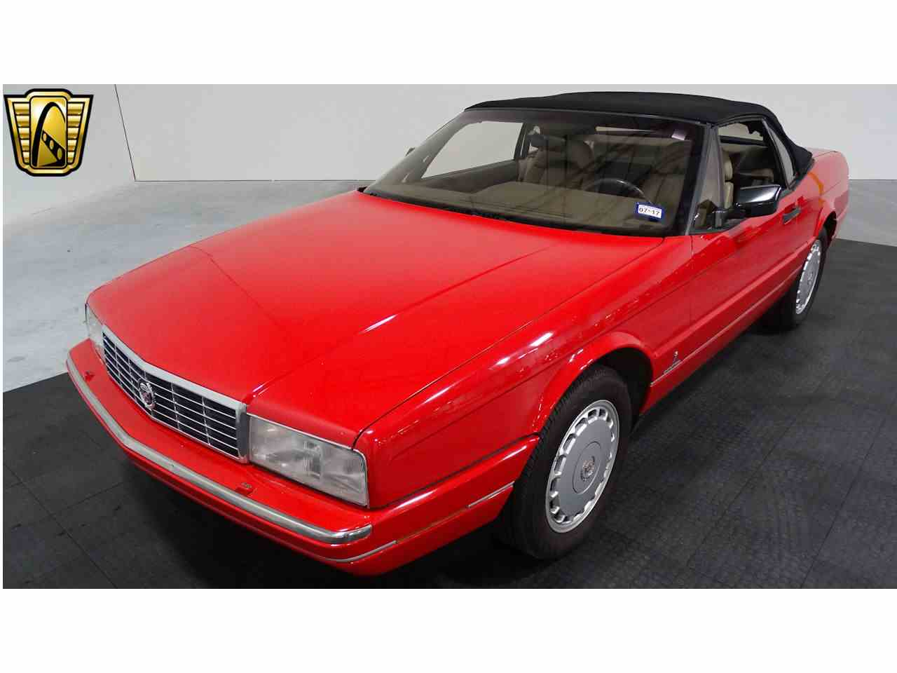 Large Picture of 1990 Cadillac Allante located in Houston Texas - $11,595.00 - LGSJ