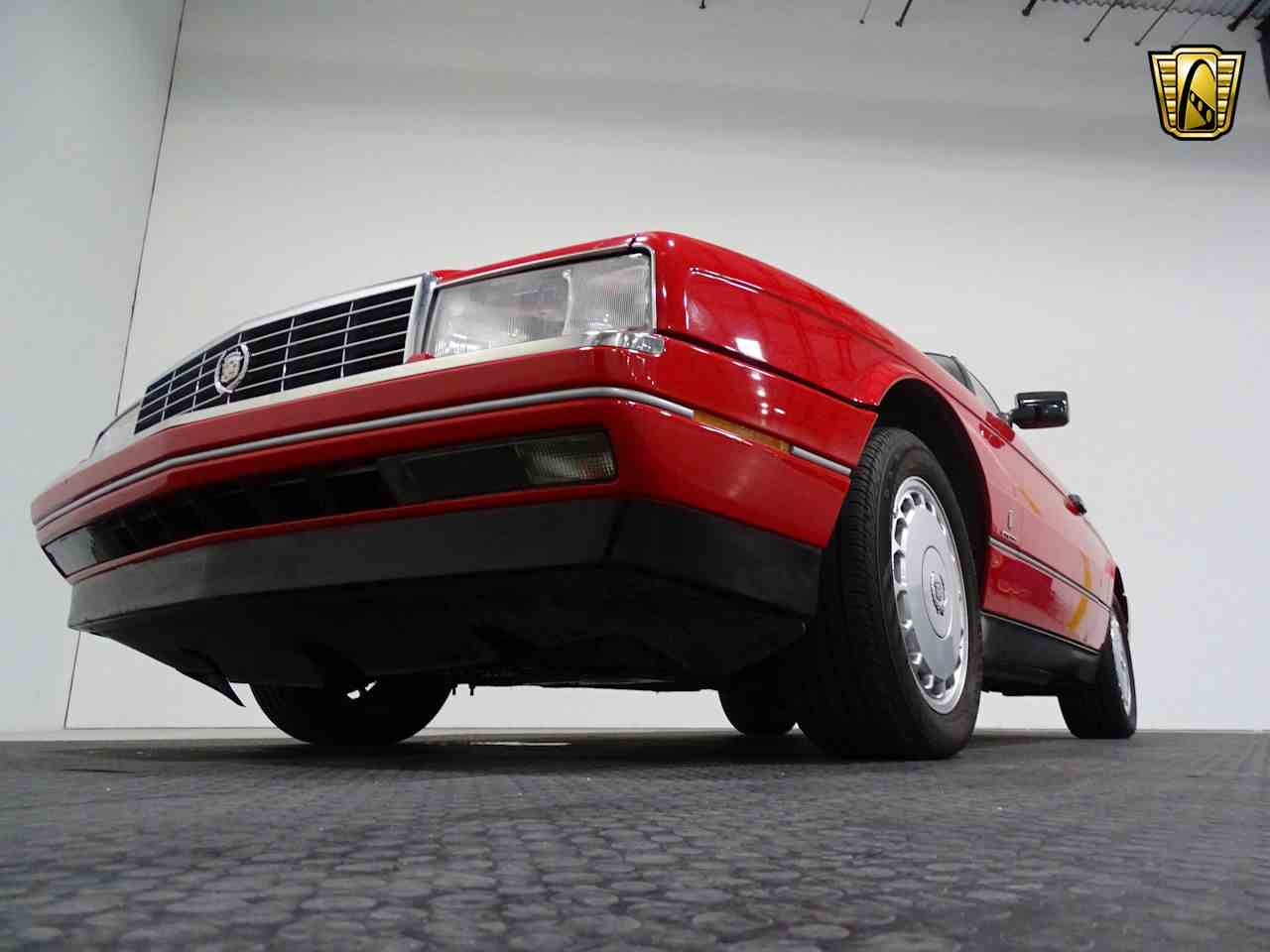 Large Picture of 1990 Cadillac Allante - LGSJ
