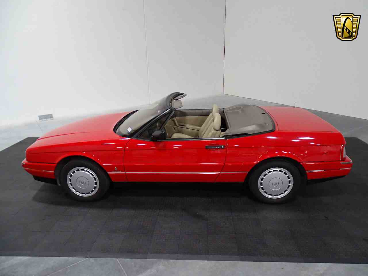 Large Picture of '90 Allante Offered by Gateway Classic Cars - Houston - LGSJ