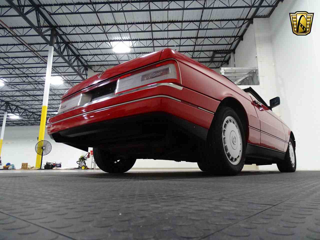 Large Picture of 1990 Allante Offered by Gateway Classic Cars - Houston - LGSJ