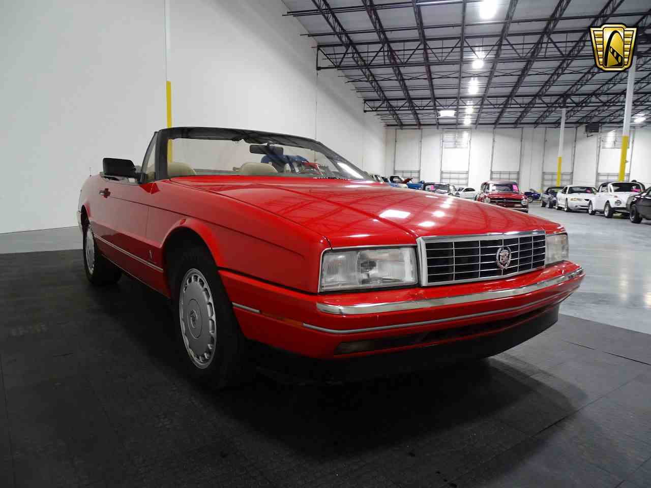 Large Picture of '90 Allante - $11,595.00 Offered by Gateway Classic Cars - Houston - LGSJ