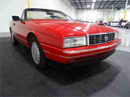 Picture of 1990 Cadillac Allante Offered by Gateway Classic Cars - Houston - LGSJ