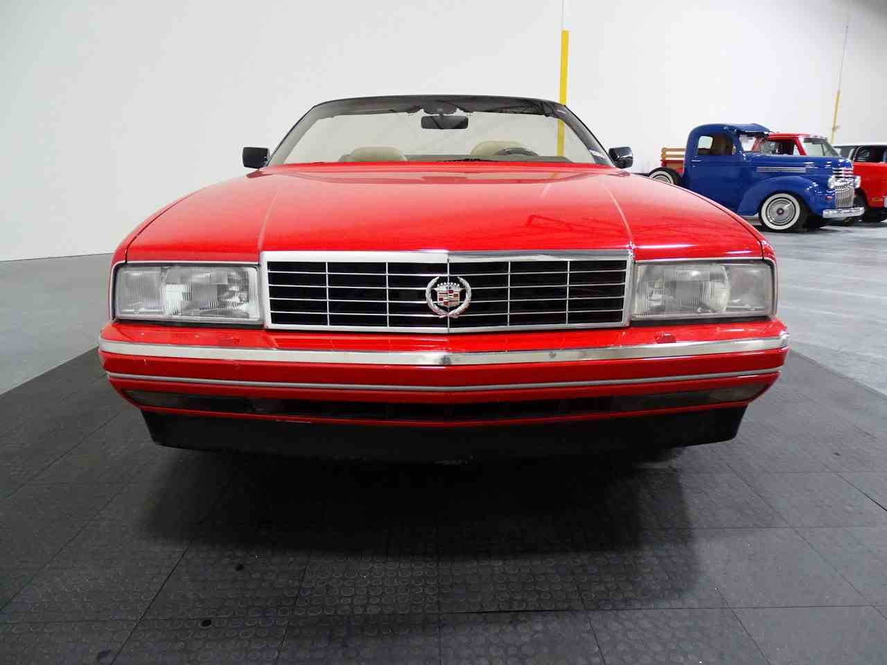 Large Picture of '90 Cadillac Allante located in Texas - $11,595.00 Offered by Gateway Classic Cars - Houston - LGSJ