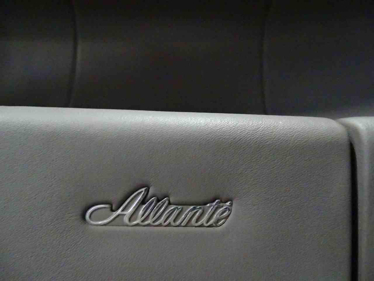 Large Picture of 1990 Allante located in Texas - $11,595.00 Offered by Gateway Classic Cars - Houston - LGSJ