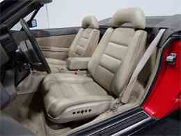 Picture of '90 Cadillac Allante located in Houston Texas - LGSJ