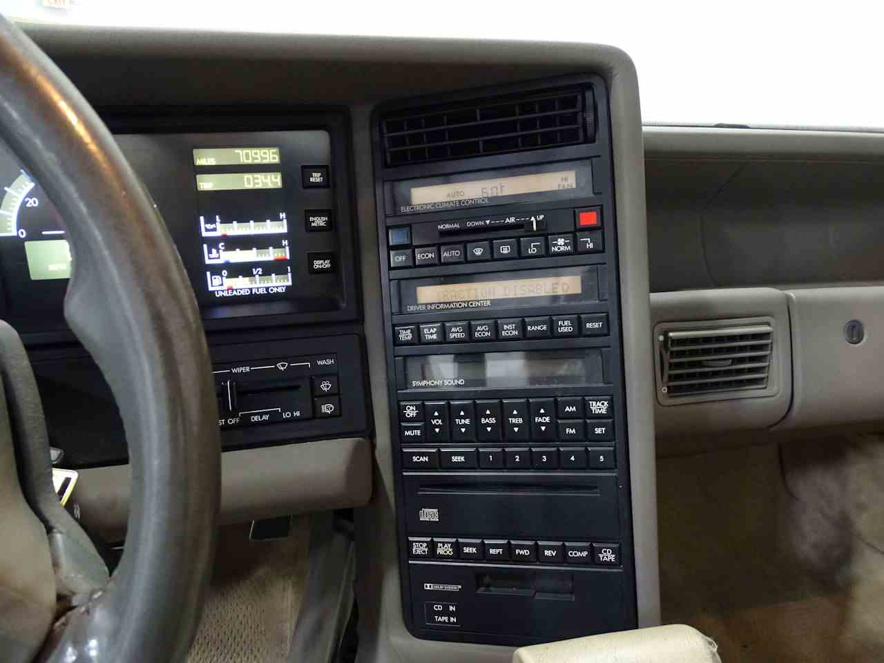 Large Picture of '90 Cadillac Allante located in Houston Texas - $11,595.00 Offered by Gateway Classic Cars - Houston - LGSJ