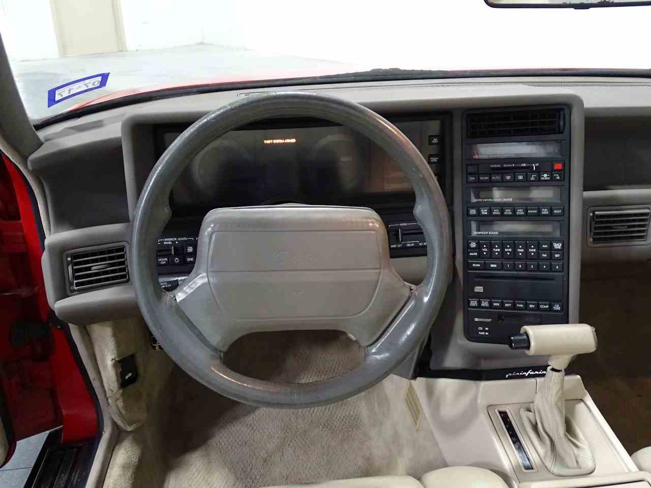 Large Picture of '90 Cadillac Allante Offered by Gateway Classic Cars - Houston - LGSJ