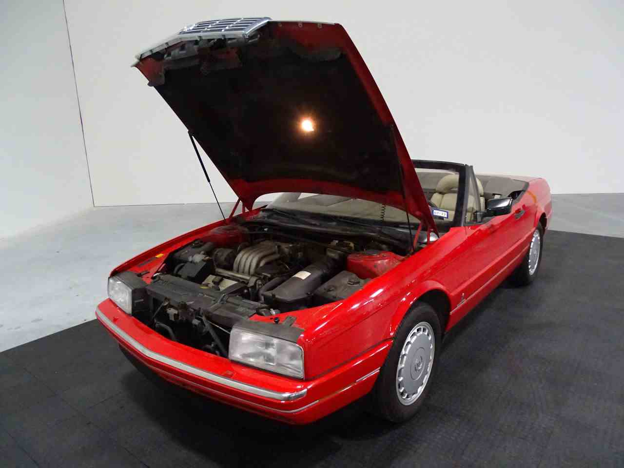 Large Picture of 1990 Cadillac Allante located in Houston Texas - LGSJ